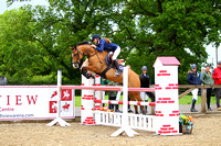 Class 12 - Outdoor - Pony Foxhunter - Second Round (1.20m)
