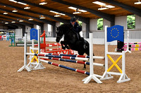 Class 16 - Indoor - Pony British Novice Championship 0.80m Open - First Round (0.80m)
